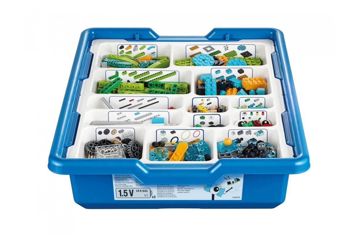 Lego WeDo 2.0 - Cantera de empresas